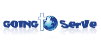 Going to Serve Logo