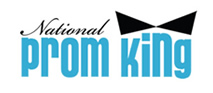 National Prom King Logo